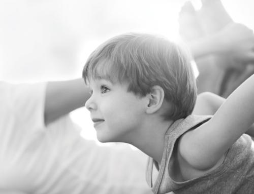 Danza creativa y expresiva para niños y niñas